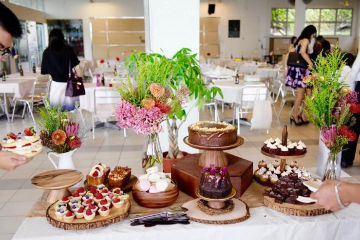 JandL Dessert table