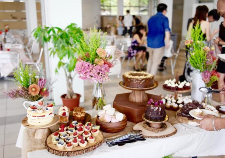 JandL Dessert table1